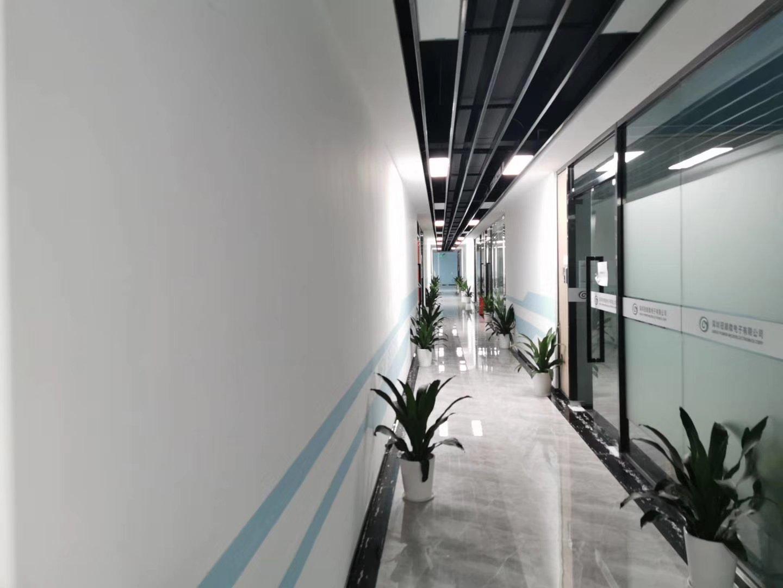 龙胜地铁口附近新出原房东厂房450平带装修