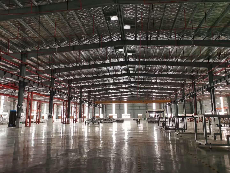 惠州惠东新出一楼钢构仓库3000平方滴水8米带消防