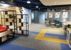 越秀区黄花岗精装写字楼160平全新家私,拎包入住,赠送免租期