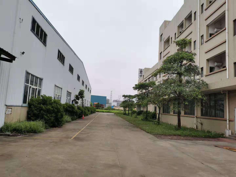 惠东大岭工业园区钢构厂房4500平方出租