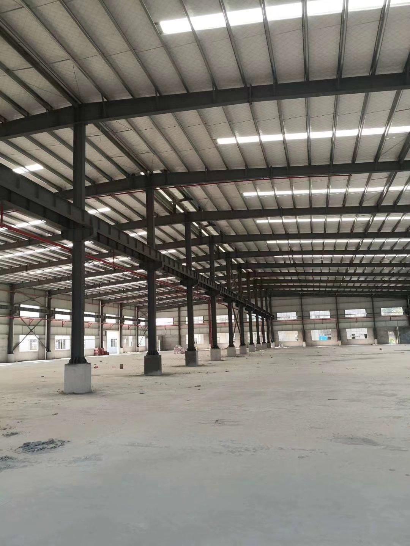 常平镇原房东新建独院钢构万博app官方下载总面积9800平方米