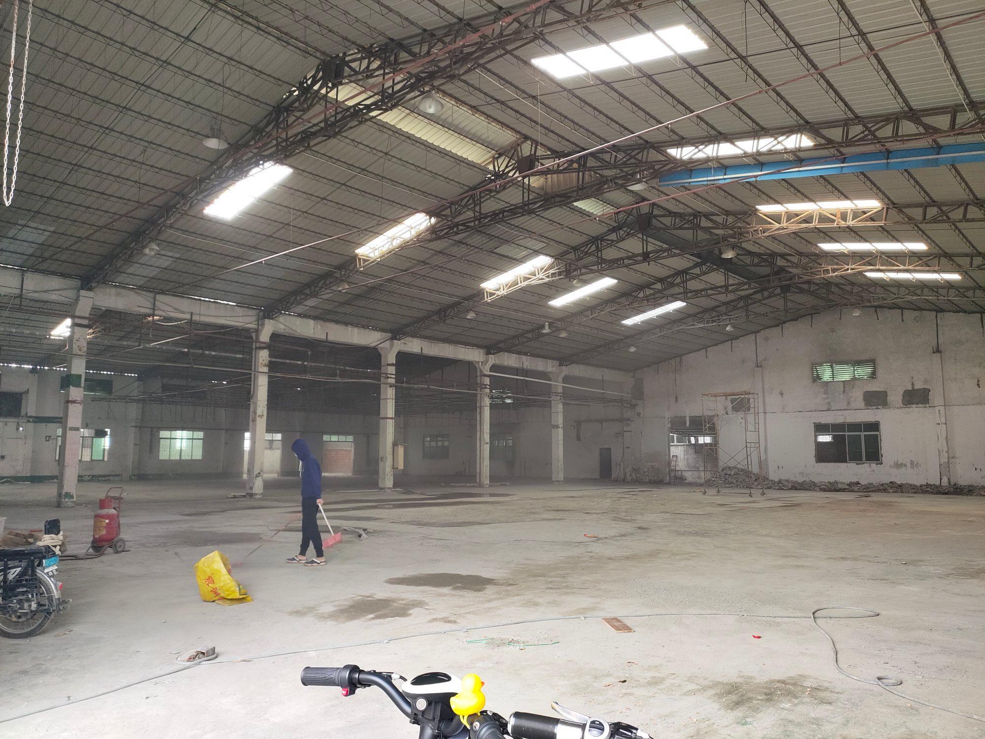 特大好消息,新出一手内部资源原房东砖墙到顶单一层厂房2650