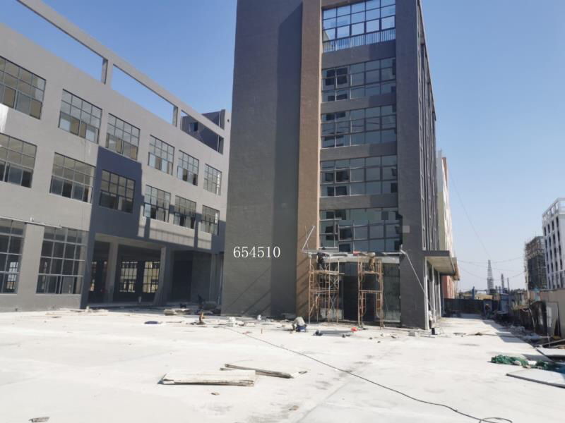 顺德杏坛新出标准厂房配套蒸汽、天然气、市政排污管道