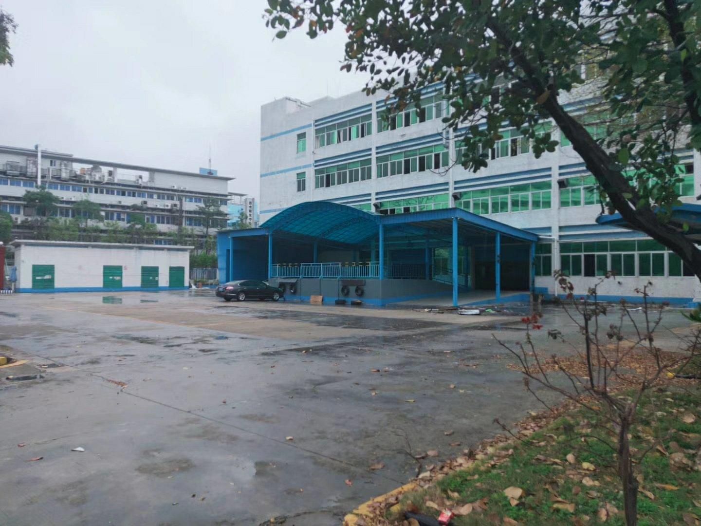 龙岗独院厂房出租原房东厂房6000平米可以分租龙岗仓库出租