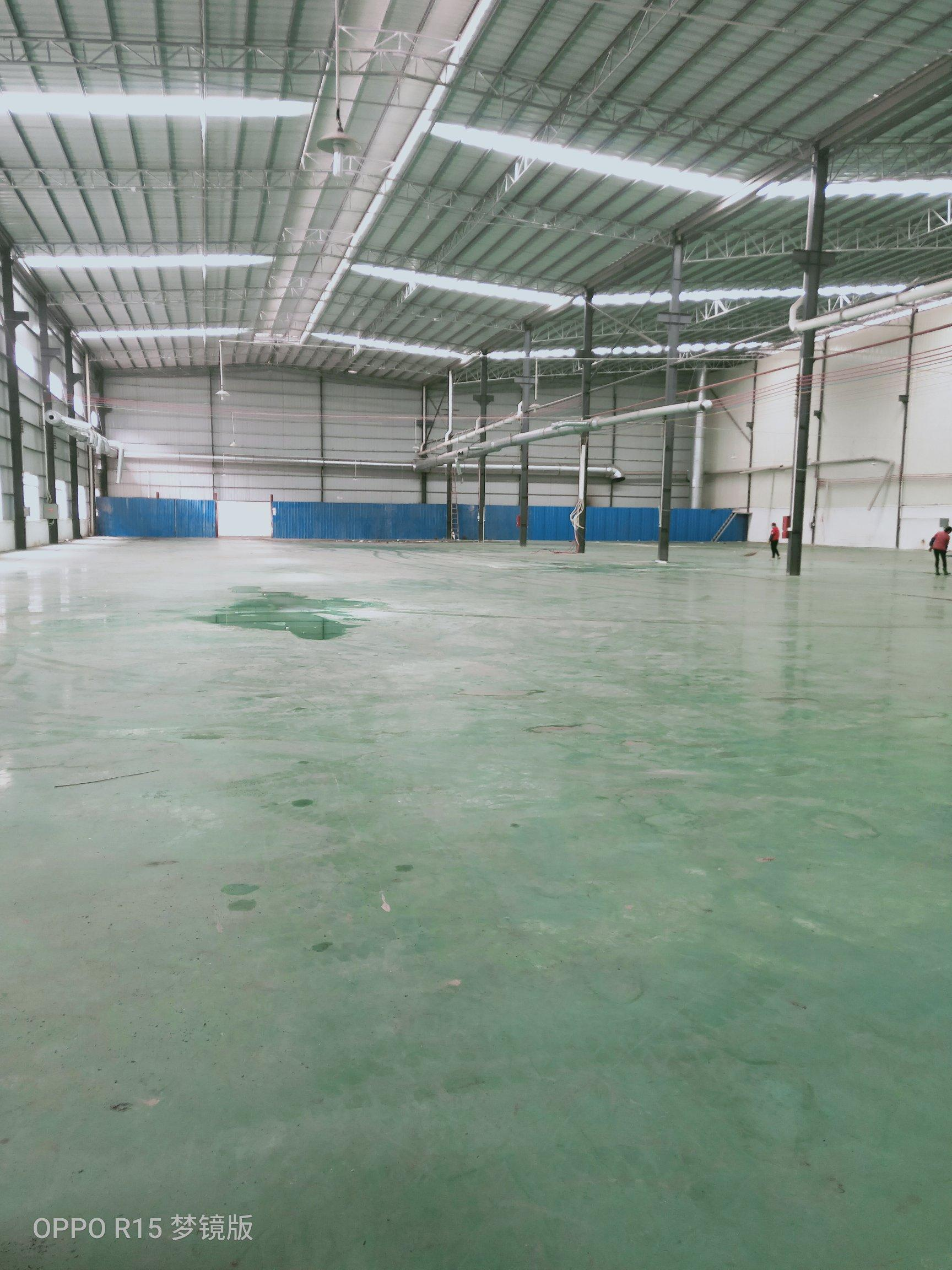 三水区金本工业园区独院单一层6288平米出租可分租可办环评
