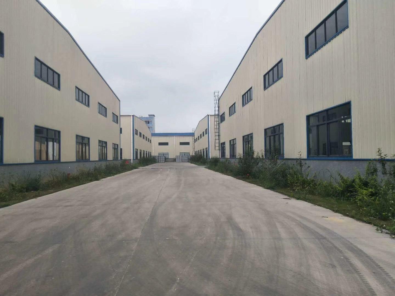 佛山顺德均安新出单一层钢构厂房3366方,证件齐全,可办环评
