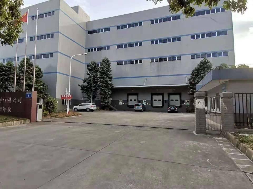 广东中山市民众镇工业园国有双证红本厂房37200平出售可分售
