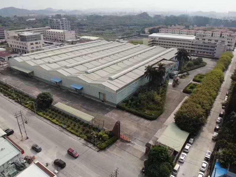 东莞市全新20000平方花园式单一层独院仓库出租