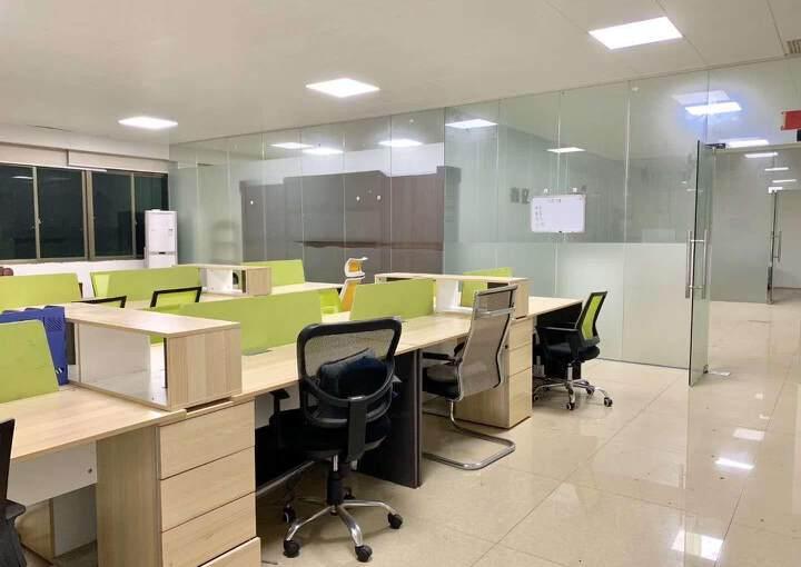 万江中心地段办公室可分租图片1