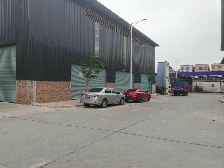 佛山南海大沥原房东带宿舍带办公室马路边单一层厂房