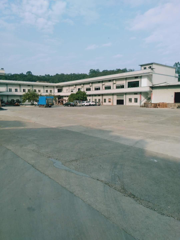 三水白坭汇金工业园2400方全新独院厂房高度15米可做机械
