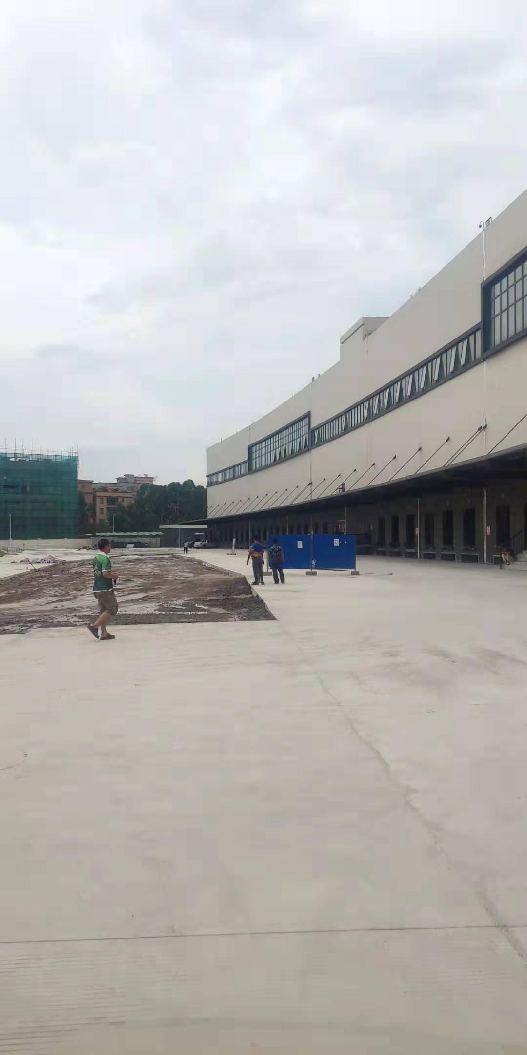 虎门镇广深高速口附近新出高台冷冻库26000平,独门独院!