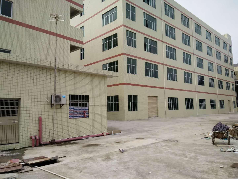 龙岗占地5000平小型独院红本厂房出售