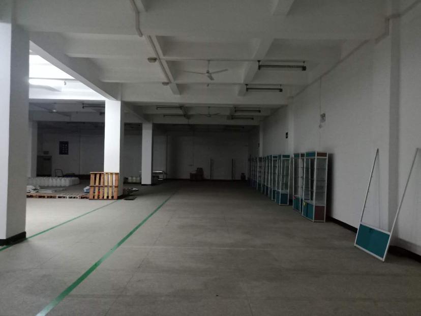 西丽阳光工业区靠松白路原房东600平米仓库流域使用率高