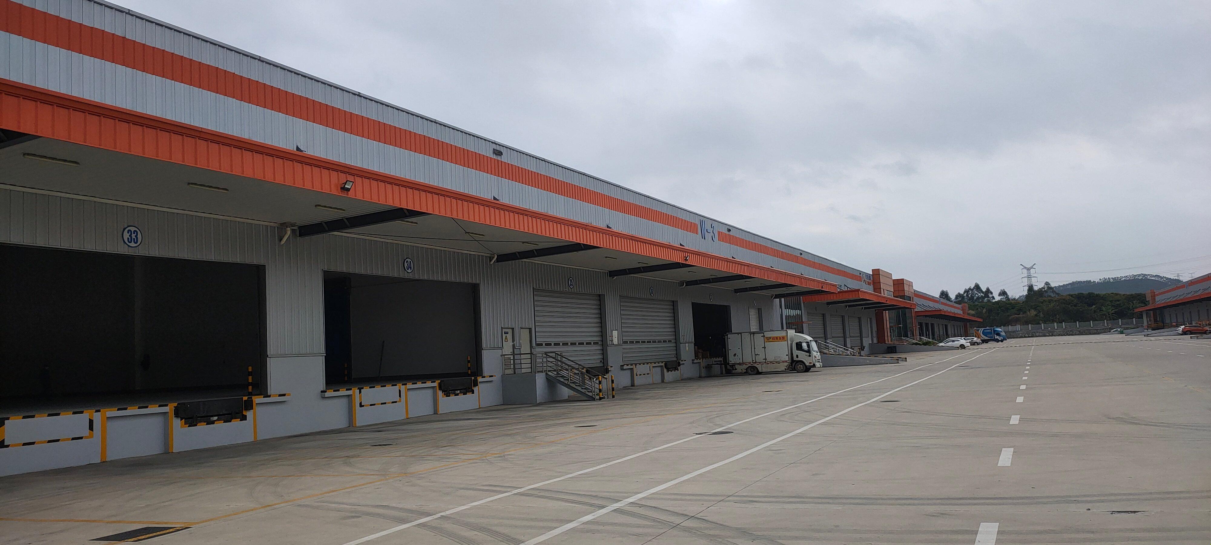 12米标准高台仓库招租丙二类喷淋消防