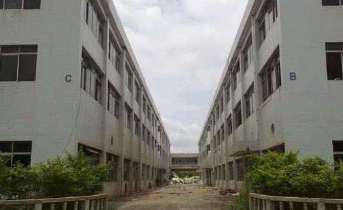 樟木头投资13年回本花园式厂房出售占地5千平建筑13000平