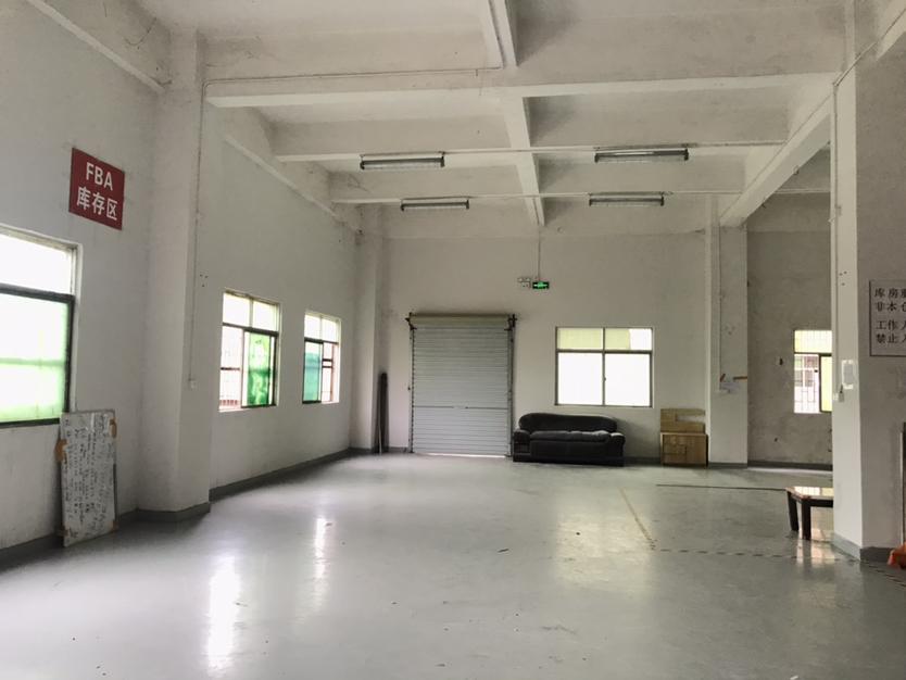 航城一楼1000平米厂房,适合物流仓库