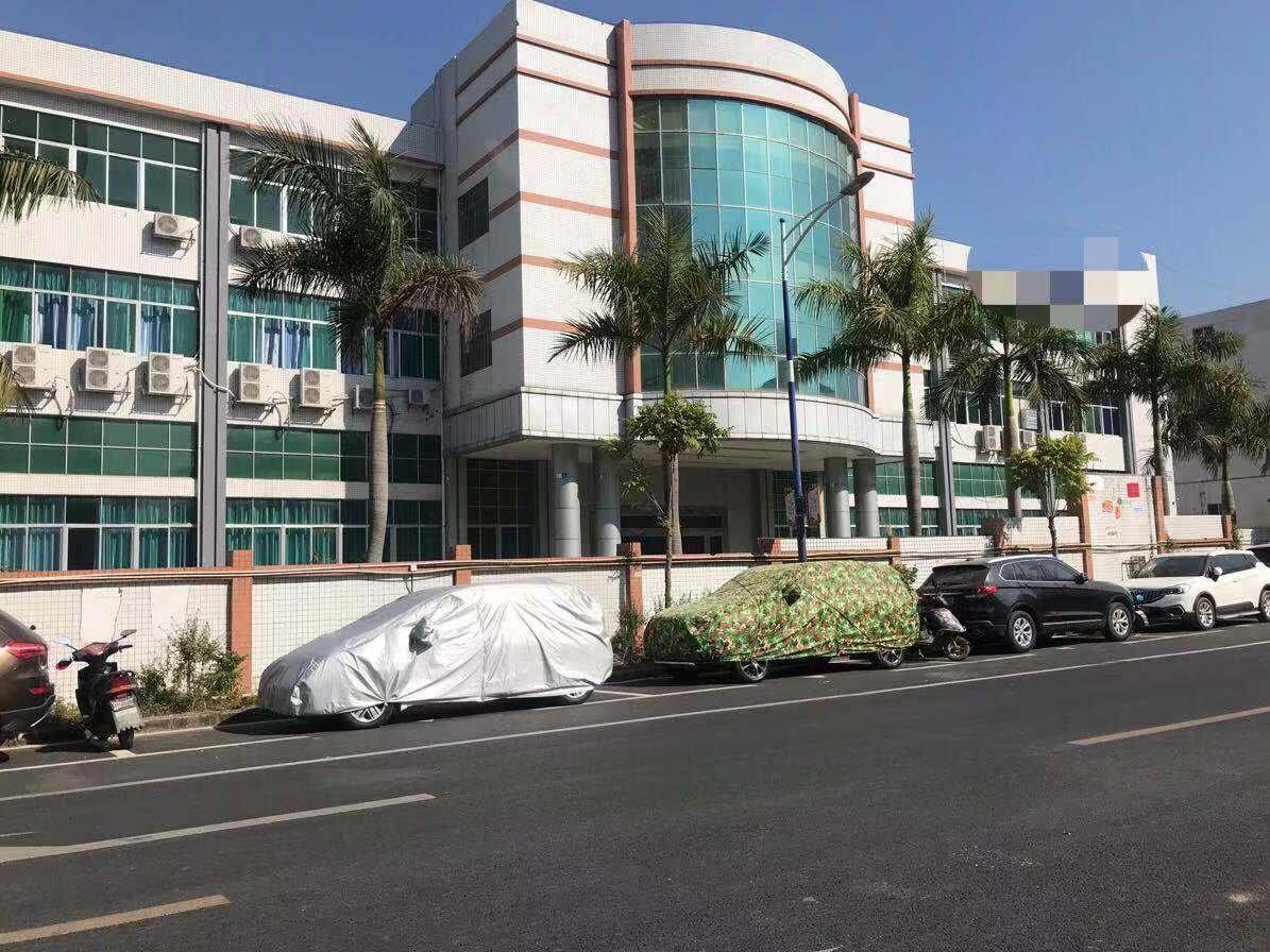 福永机场附近工业园一楼厂房仓库出租