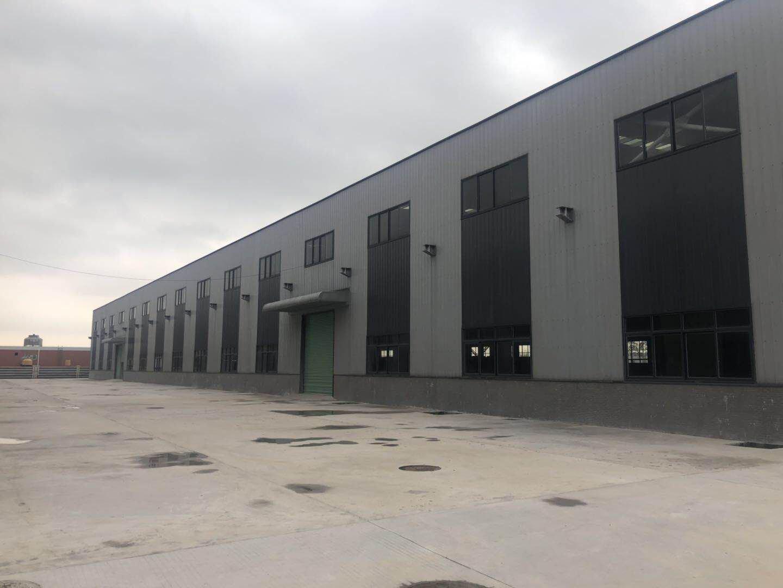 佛山市南庄镇20000平米陶瓷仓库出租,滴水9米超大空地