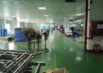 龙华油松出楼上精装修1380平厂房出租价格优惠办公车间仓库图片5