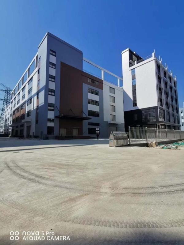广东省肇庆市高新区工业园区厂房出售