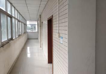横岗文体广场楼上350平厂房可生产办公室电商仓库22元图片1
