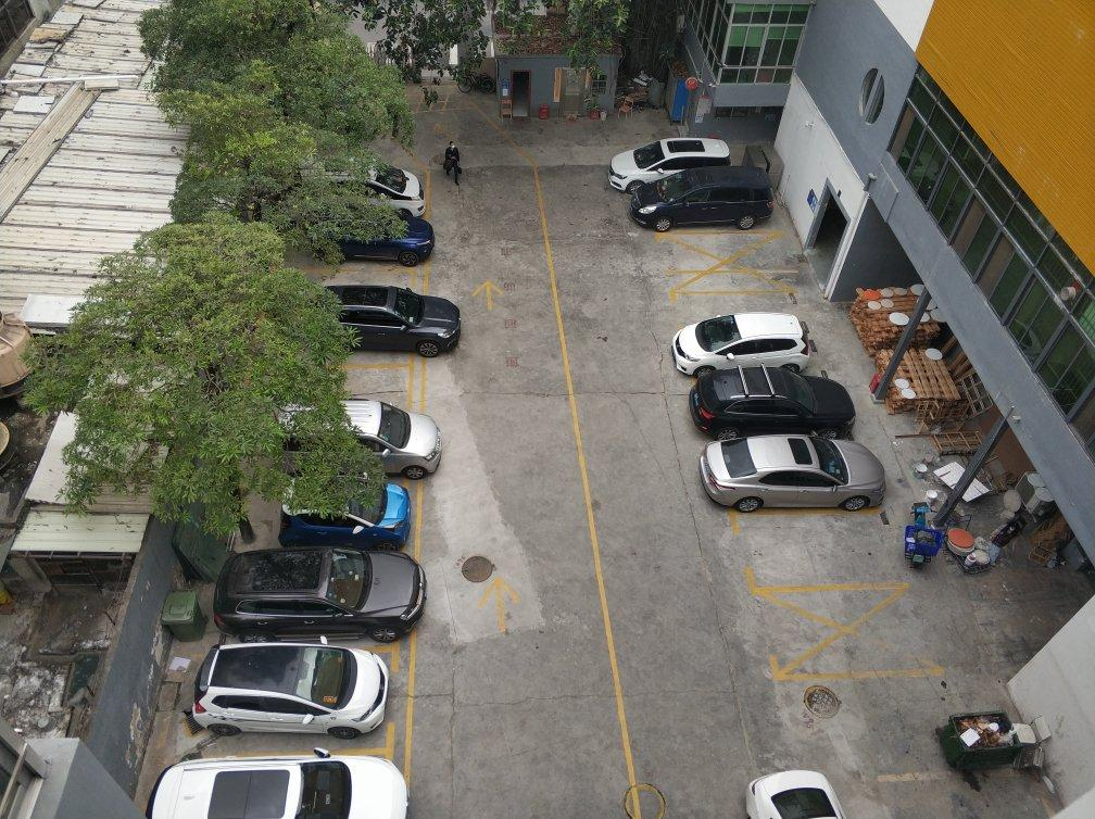 横岗文体广场楼上350平厂房可生产办公室电商仓库22元