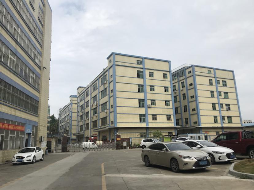 龙岗原房东厂房,2-3楼各2500平,实际面积出租