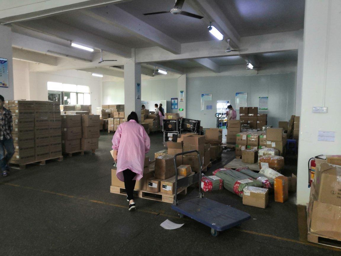 沙井107国道边900平米电商仓储出租