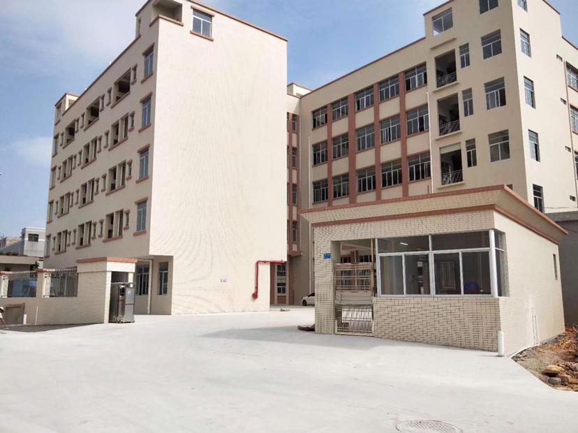 龙溪新出独院标准厂房每层2100,可分租