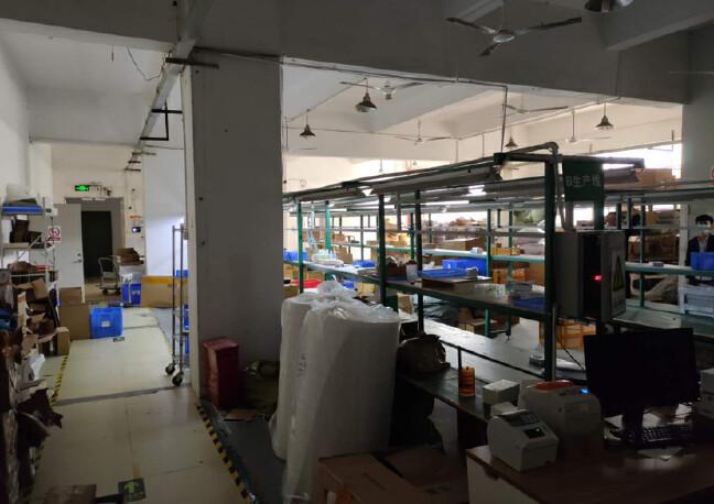 龙华油松出楼上精装修1380平厂房出租价格优惠办公车间仓库