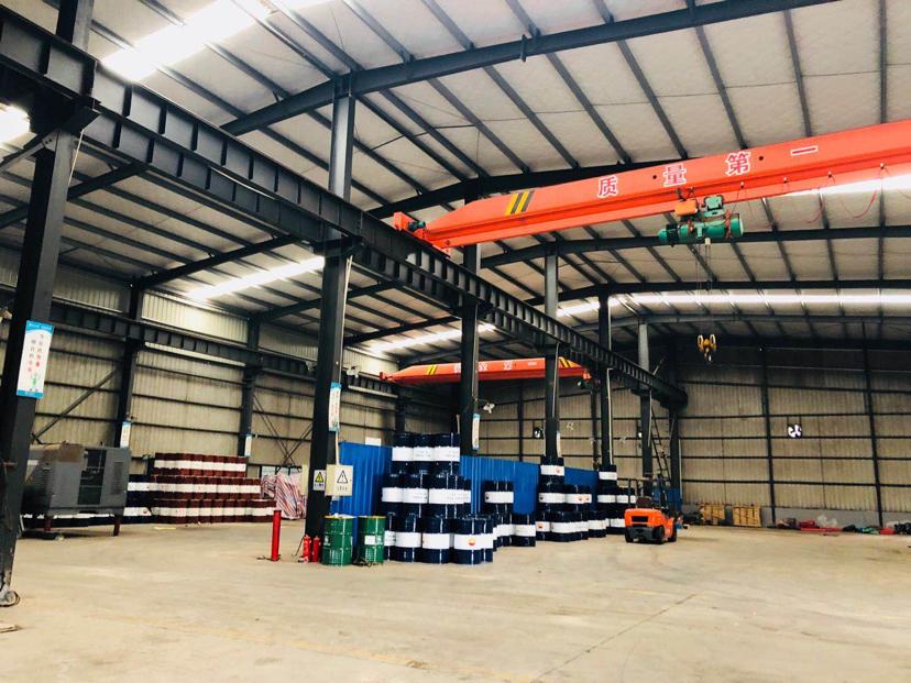星沙工业园东十路钢结构厂房3300平米带20吨行车-图4