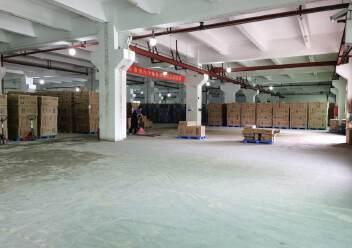 坪地低碳城工业园红本厂房分租一楼六米高厂房1900平图片1