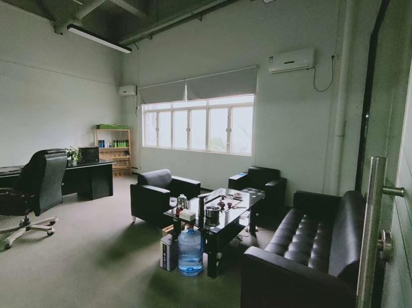 龙华清湖地铁站红本电商园1388平精装修招租,9+1格局-图9
