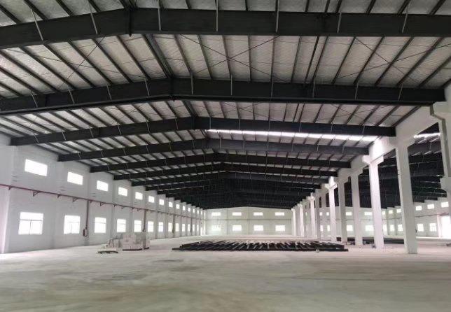 番禺周边占地8000平建筑2350平国有证厂房出售超大空地