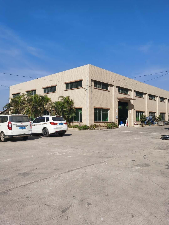 石湾镇独院钢构厂房7700平方精装修拎包入住