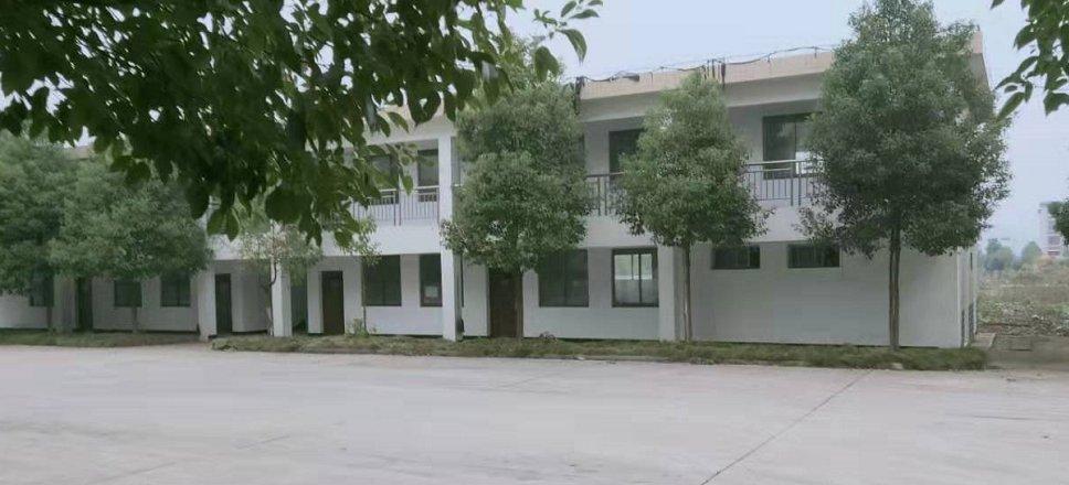 高速口旁独门独院61亩带1.6万平方厂房办公楼宿舍楼整体出售
