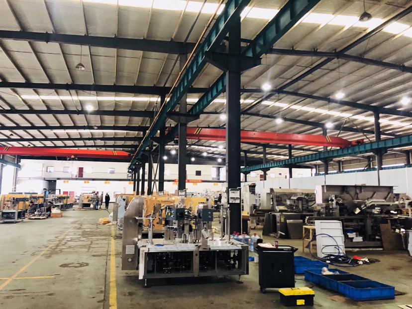 星沙工业园东十路钢结构厂房3300平米带20吨行车-图6