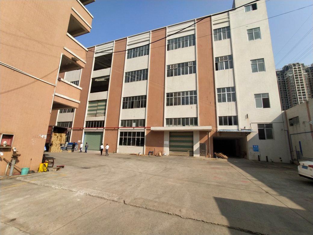 黄浦南岗街道一楼全新地坪漆厂房,滴水6.8米招租,可办环评-图4