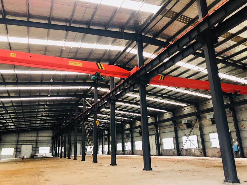 星沙工业园东十路钢结构厂房3300平米带20吨行车-图8