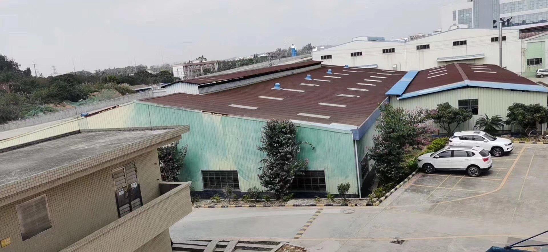 广东东莞清溪56000平㎡物流仓库出售