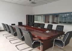 550平精装修办公室可注册生产型企业带家具空调