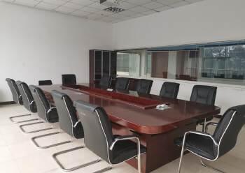 550平精装修办公室可注册生产型企业带家具空调图片1