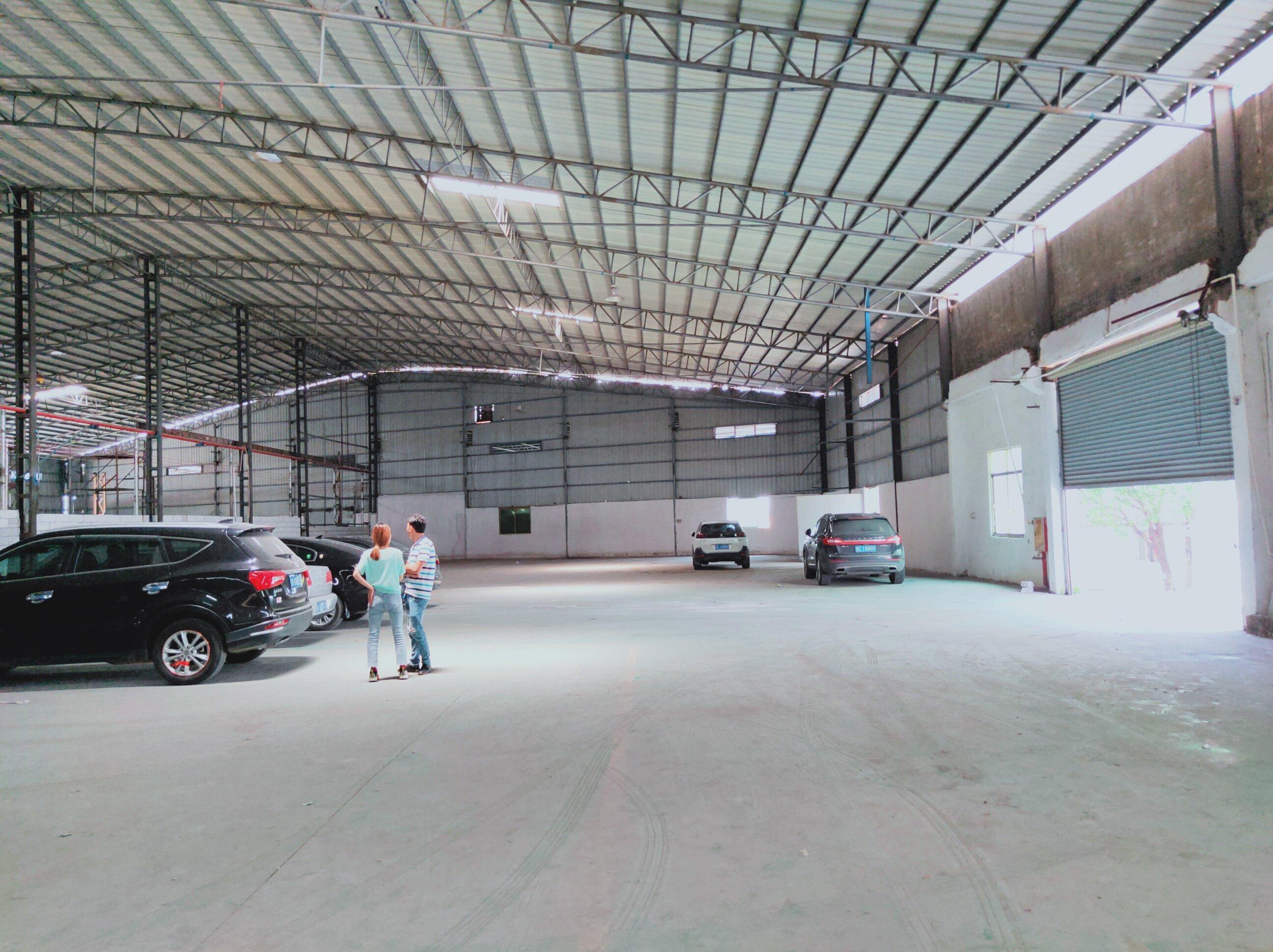 三水西南2100方经典独院可做喷涂喷粉等行业