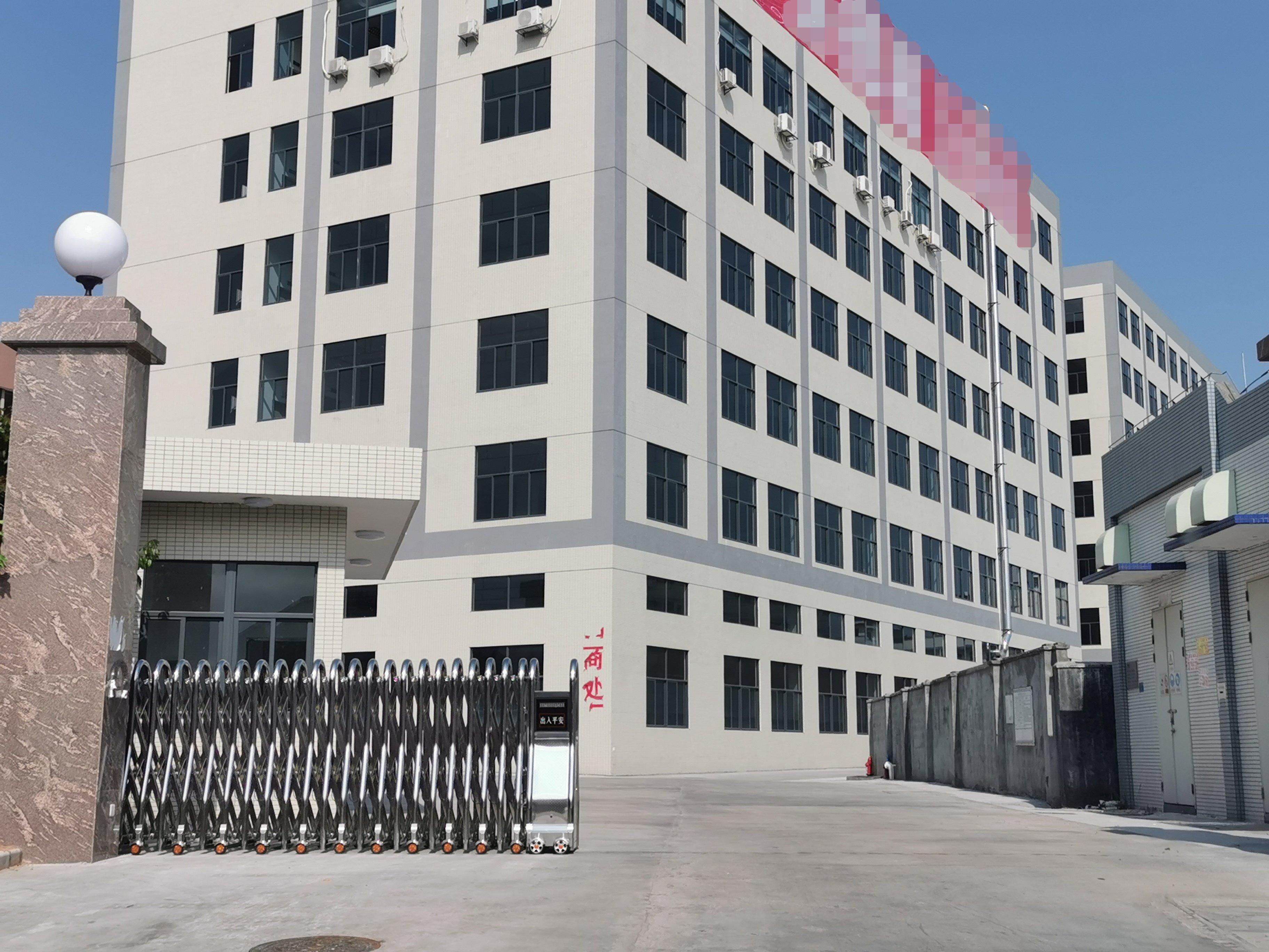 常平土塘村花园式独院标准万博app官方下载园区分租一楼二楼一共3000平米
