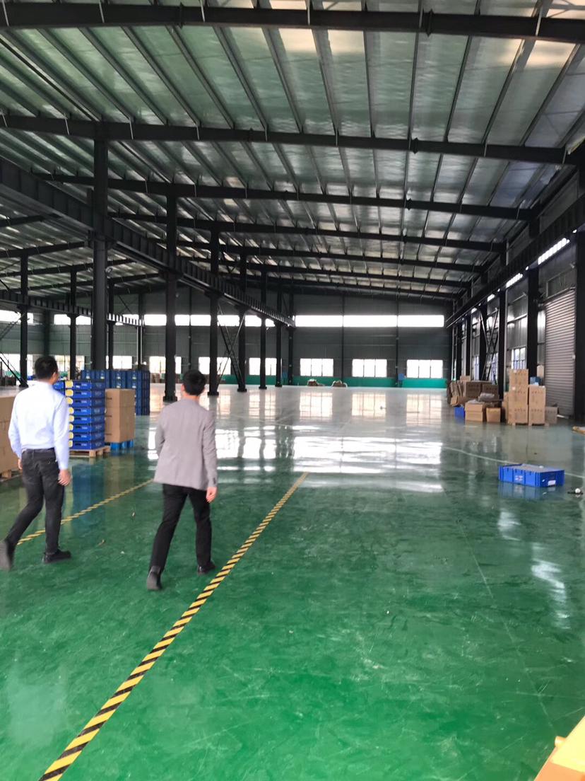 星沙工业园东十路钢结构厂房3300平米带20吨行车-图5