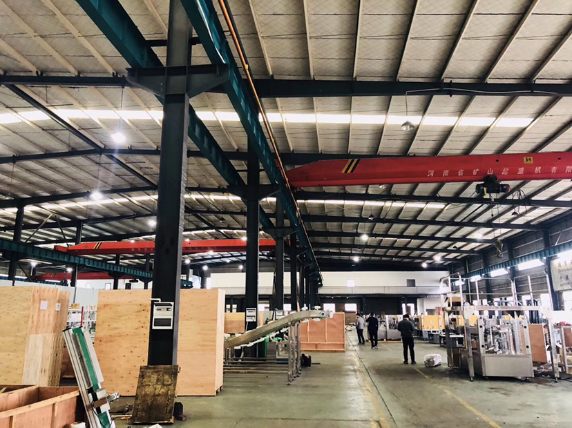 星沙工业园东十路钢结构厂房3300平米带20吨行车-图3