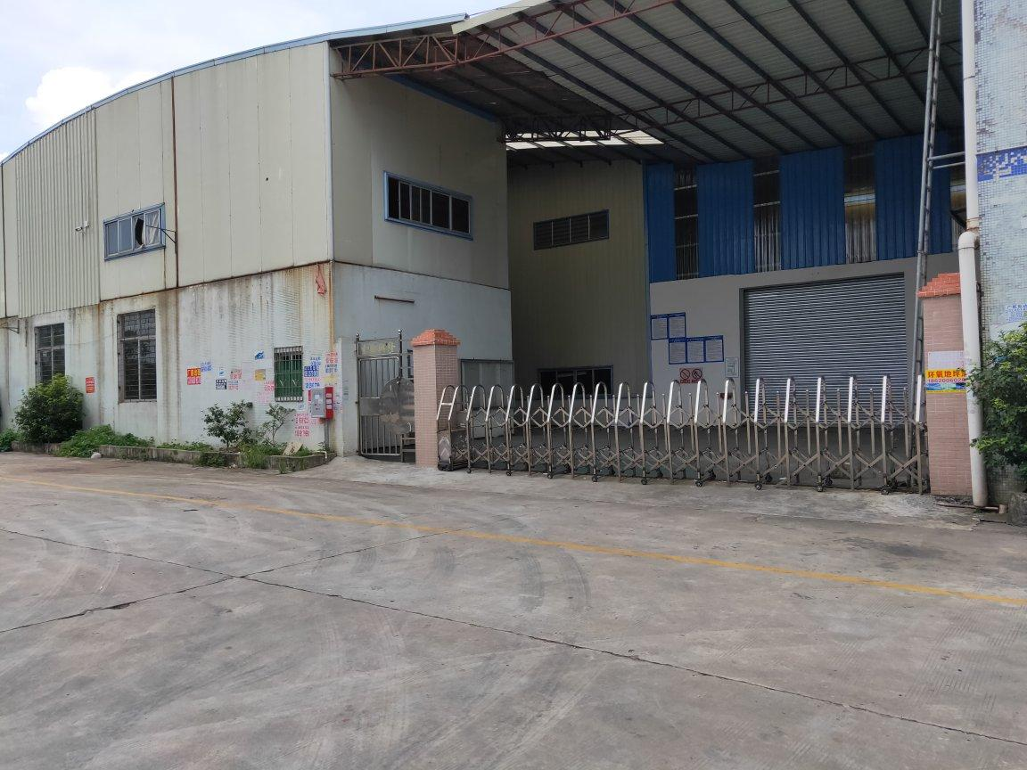 三水大塘工业园3300方可做废品站,空地大,厂区有宿舍