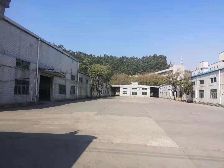 广州番禺周边佛山市三水占地24亩建筑5277㎡国有证厂房出售