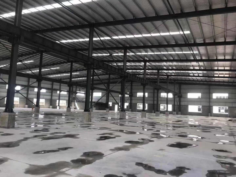 石湾新出独院钢结构全新厂房13700平方招租